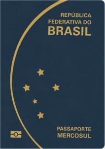 Pasport Brazil