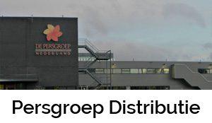 Persgroep distributie keesing technologies