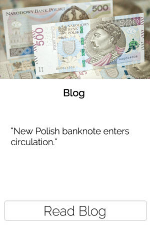 500 zloty new banknote poland