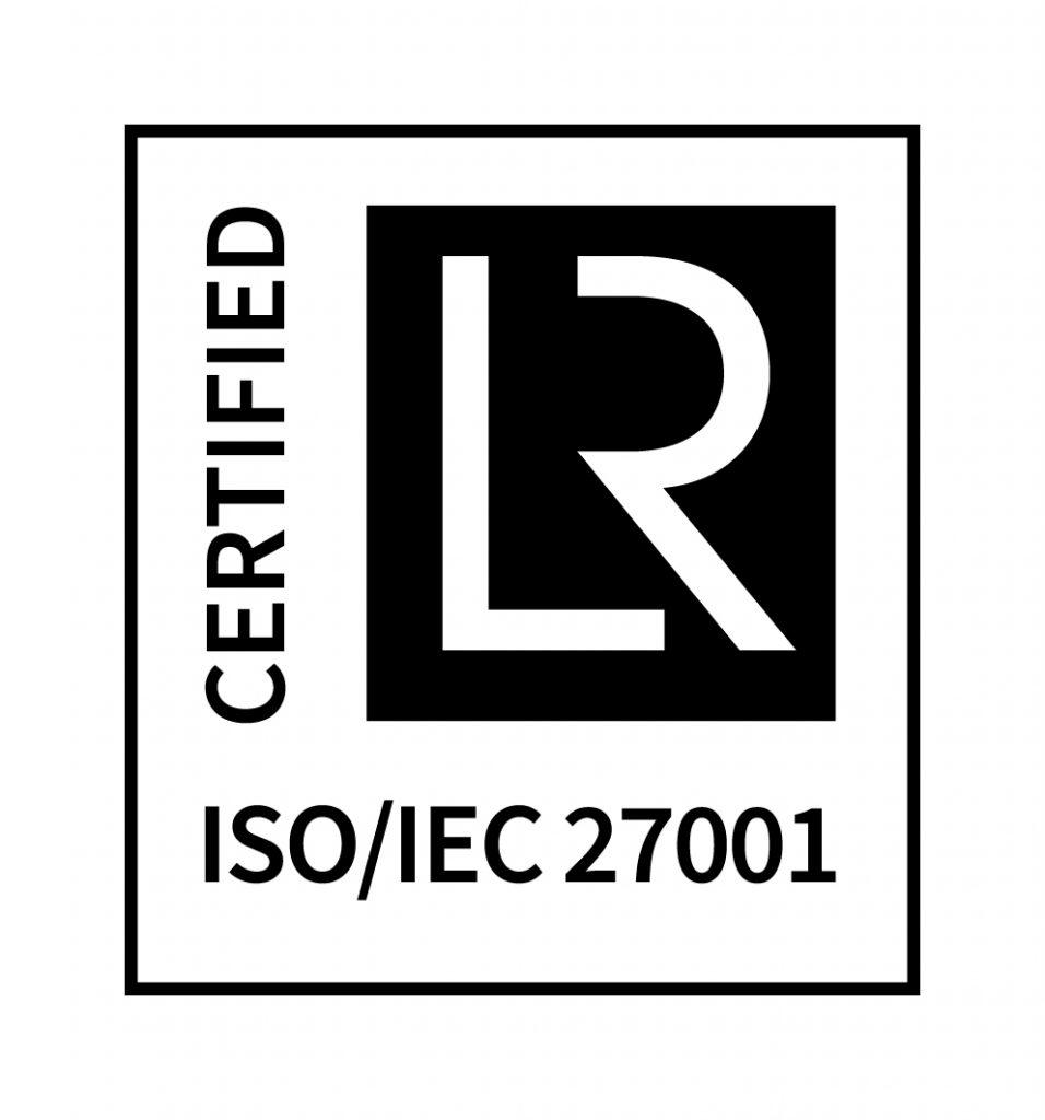 ISO-IEC 27001 Keesing Technologies